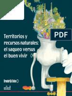 Territorios y recursos naturales, el saqueo versus el buen vivir.pdf
