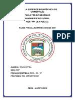 PASOS PARA CERTIFICACION ISO 9001.docx
