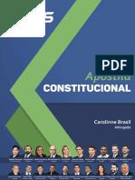 Apostila Constitucional   OAB