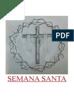 Homilia Semana Santa 1996 d. Jose Cantalejo