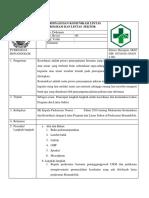 SOP Koordinasi Dan Komunikasi Lintas Program Dan Lintas Program