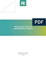 Manual de Técnico Laboratorio