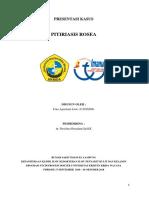 CASE - Pitiriasis Rosea