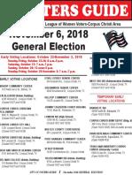 League of Women Voters - Corpus Christi