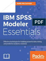 9781788291118-Ibm Spss Modeler Essentials