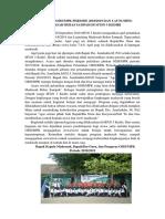 LAUNCHING MAdrasah Bebas Sampah FIX Dari MTsN 3 Kediri