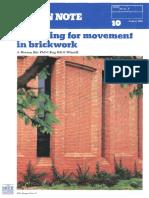 DN10_Designing for Movement in Brickwork_August 1988.pdf