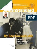 Jewish Standard, October 12, 2018