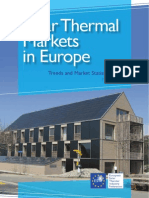 Estif 2008 Solar Thermal Markets in Europe 2008