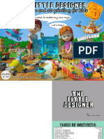 The Little Designer eBook by Nestor Yan LLanos