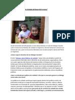 Lectura 14 - El cuidado, la dimensión humana del desarrollo humano.pdf