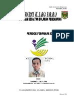 Contoh Laporan Bulanan Program PKH.pdf