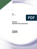 Programacion SQL Ibm i