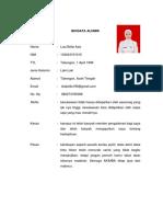 Biodata Alumni