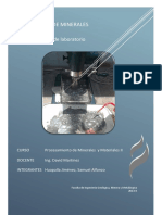 2do Informe de Laboratorio de PROCE II 2013-2