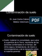 Contaminación de suelo.ppt