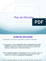 PLAN DE DIFUSION  REDES SOCIALES  3 OCT.ppt