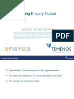 CUS17.Printing Enquiry Output-R11