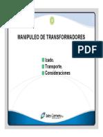 Transporte y Manipuleo