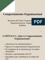 Libro Comportamiento Organizacion Stephen Robbins