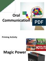 Oral Communication Final