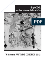 El martirio en las minas de carbón