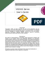 VX 2000.Manual.en