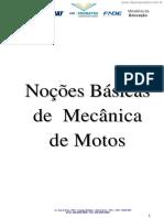 Nocoes Basicas de Mecanica de Motos