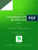 Disrupting Philanthropy Final - SPANISH