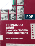 Birri, El Nuevo Cine Latinoamericano