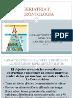 1.- Regimenes Geriatria Gerontologia Aly 2014