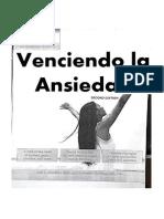 Venciendo La Ansiedad 2018