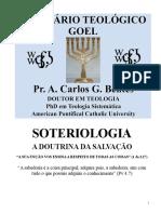 DOUTRINAS BÍBLICAS SOTERIOLOGIA