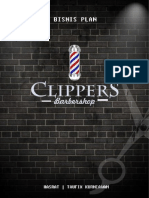 Bisnis Plan Barbershop 2k17