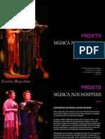 Projeto Musica Nos Hospitais