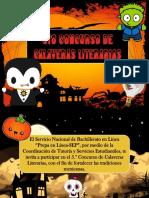 5to Concurso Calaveras 2018/Prepa en Linea SEP