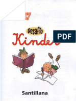 Desafio Lenguahe Kinder
