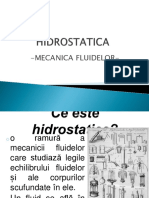 Hidrostatica Pp