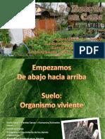 De Huerta en Casa 2º Entrega - Conociendo Al Suelo