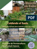De Huerta en Casa 7º Entrega - Compost y Otras Herramientas Para La Fertilidad Del Suelo