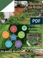 De Huerta en Casa 3º Entrega - Diseño - Analisis de Sitio - Observacion