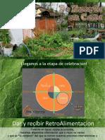 De Huerta en Casa 10º Entrega - Cierre, Retroalimentacion y Celebracion!