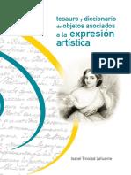 tesauro-y-diccionario-de-objetos-asociados-a-la-expresion-artistica