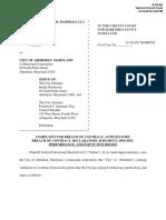 Ripken Lawsuit