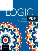 Logic, 3e by Stan Baronett