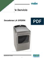 SMV719XPBB0 ManualServicio Secadora Speira