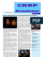 CHRP Newsletter Autumn 2010