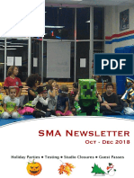 Oct-Dec '18 Newsletter