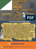 Telaah Kritis Pico Jurnal