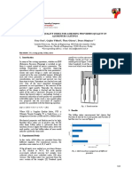 USE OF SUPPLIER QUALITY INDEX FOR ASSESSING PROVIDERS QUALITY IN ALUMINUM CASTING